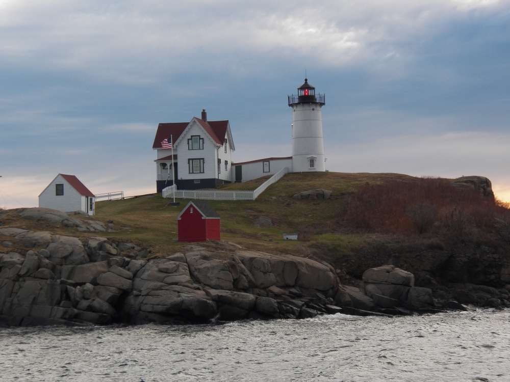 Nubble Light, York, ME.